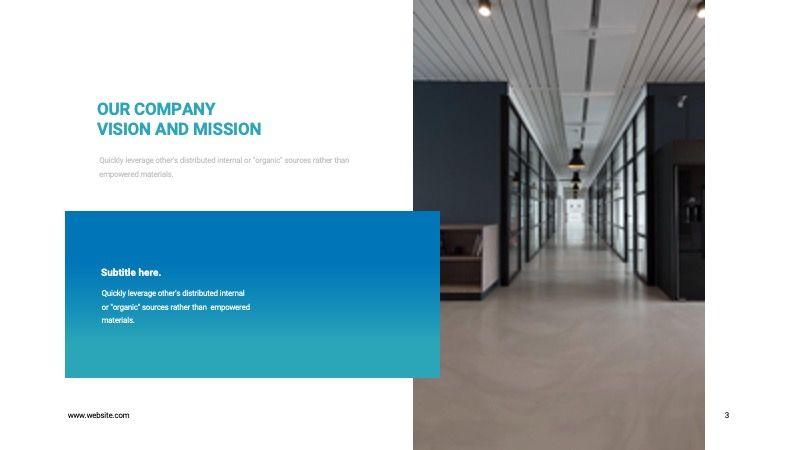 COPE Business GoogleSlide Template, Slide 3, 07741, Presentation Templates — PoweredTemplate.com