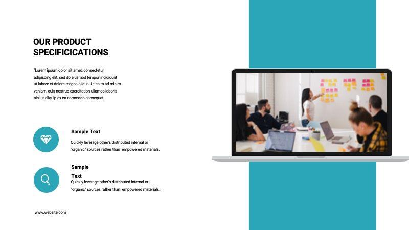COPE Business GoogleSlide Template, Slide 33, 07741, Presentation Templates — PoweredTemplate.com