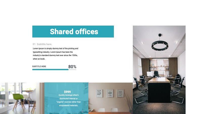 COPE Business GoogleSlide Template, Slide 8, 07741, Presentation Templates — PoweredTemplate.com