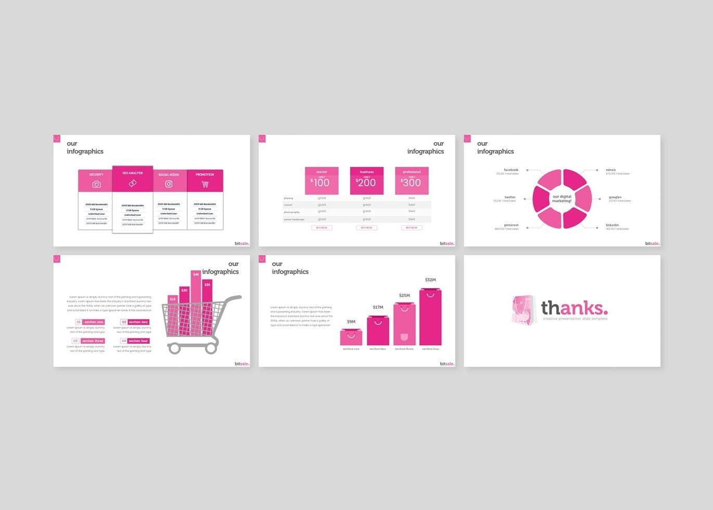 Bitsale - Keynote Template, Slide 5, 07749, Presentation Templates — PoweredTemplate.com