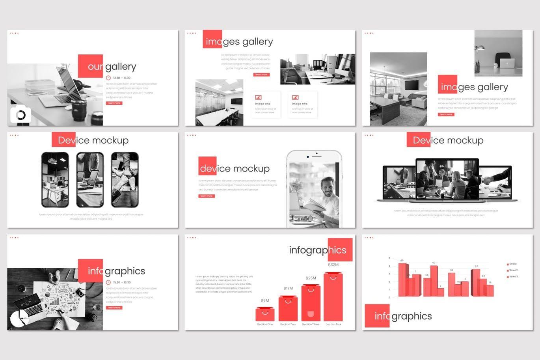 Marukan - Keynote Template, Slide 4, 07753, Presentation Templates — PoweredTemplate.com