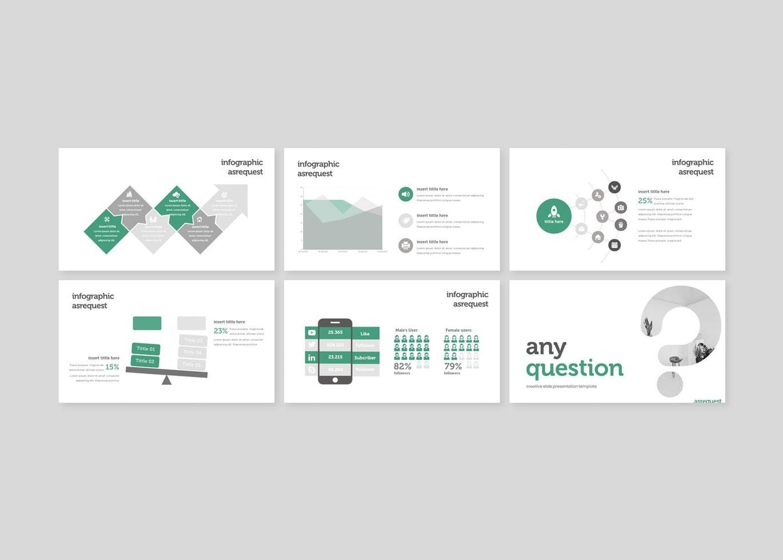 Asrequest - Google Slides Template, Slide 5, 07754, Presentation Templates — PoweredTemplate.com