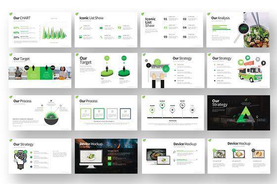 GOFOOD PowerPoint Presentation, Slide 5, 07804, Business Models — PoweredTemplate.com