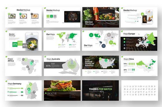 GOFOOD PowerPoint Presentation, Slide 6, 07804, Business Models — PoweredTemplate.com