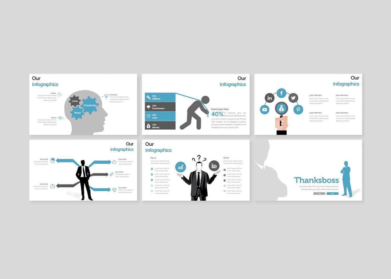 Bossque - Google Slides Template, Slide 5, 07828, Presentation Templates — PoweredTemplate.com