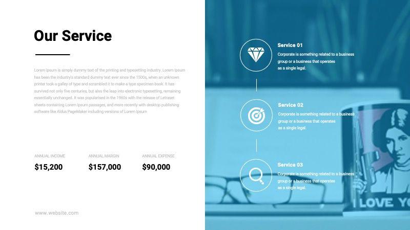 TEMPO Business Googleslide Template, Slide 13, 07836, Presentation Templates — PoweredTemplate.com