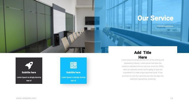 TEMPO Business Googleslide Template, Slide 15, 07836, Presentation Templates — PoweredTemplate.com