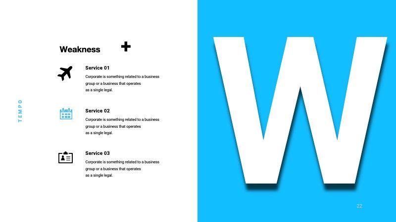 TEMPO Business Googleslide Template, Slide 23, 07836, Presentation Templates — PoweredTemplate.com