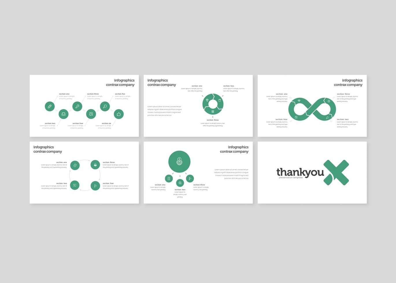Contrax - PowerPoint Template, Slide 5, 07843, Presentation Templates — PoweredTemplate.com