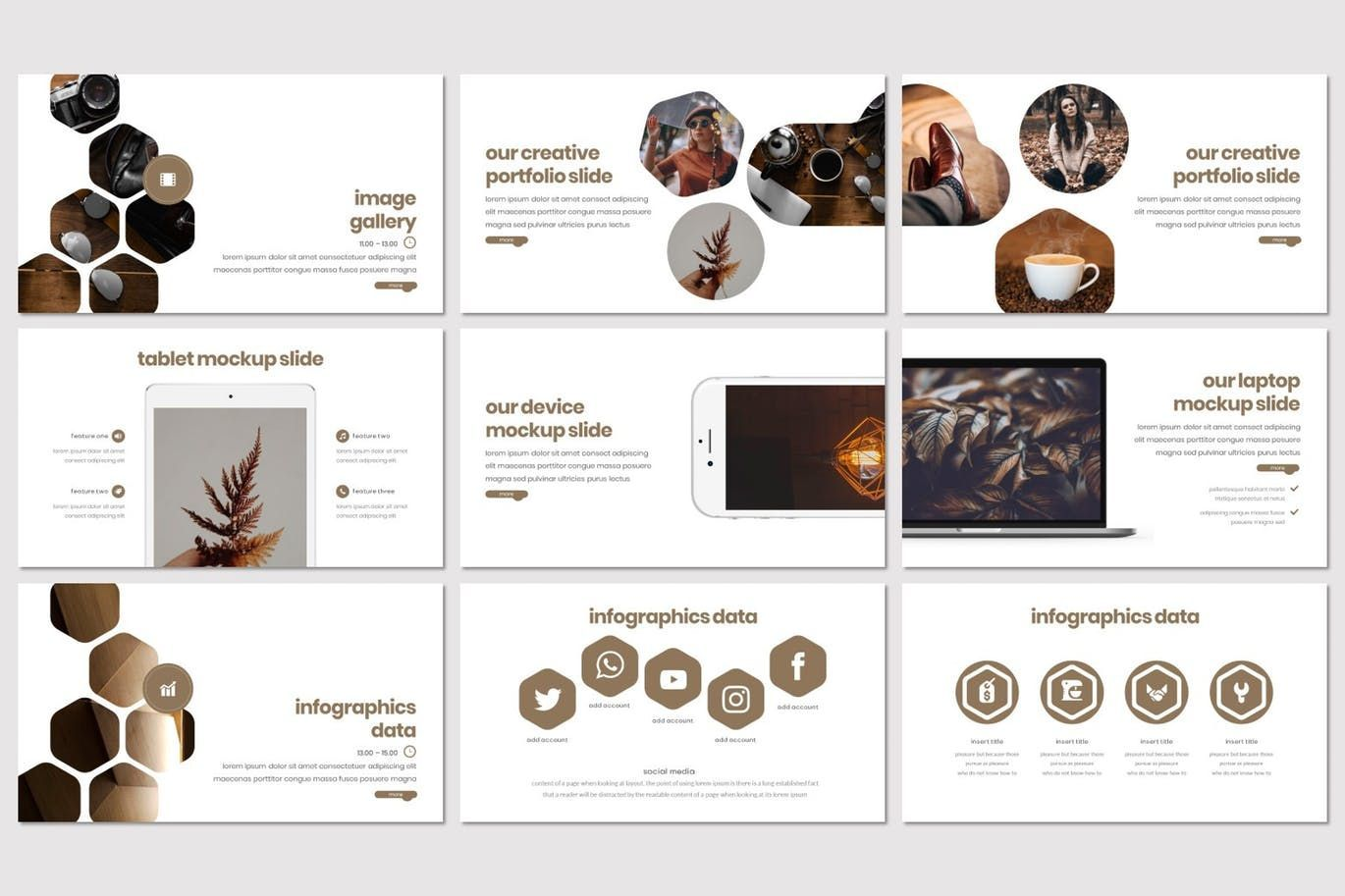 Cloudstrot - PowerPoint Template, Slide 4, 07898, Presentation Templates — PoweredTemplate.com