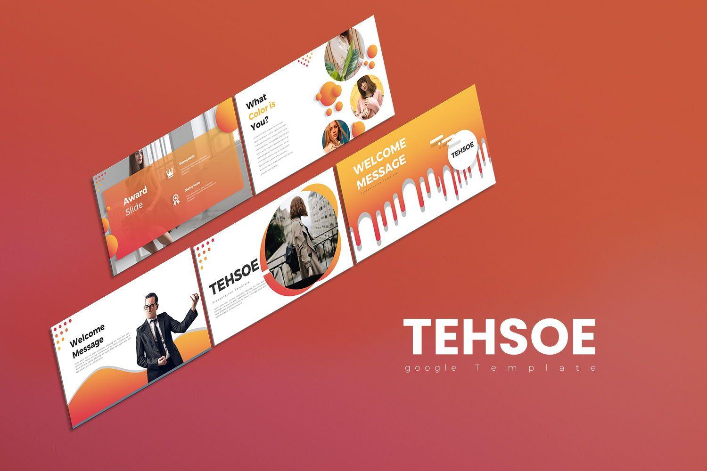 Tehsoe Google Slide Presentation, 07933, Business Models — PoweredTemplate.com