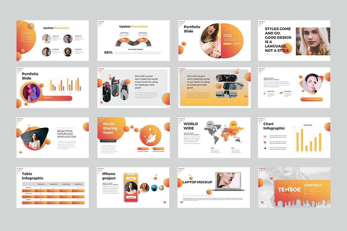 Tehsoe Google Slide Presentation, Slide 3, 07933, Business Models — PoweredTemplate.com