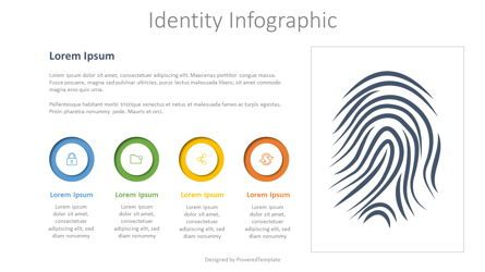 Infographics: Identity Infographic with 3 Options #07935