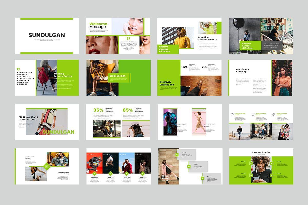 Sundulgan Google Slide Templates, Slide 2, 07941, Business Models — PoweredTemplate.com