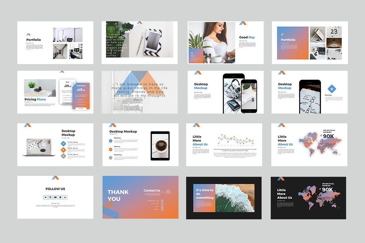 GoGureng Google Slide Templates, Slide 3, 07946, Business Models — PoweredTemplate.com