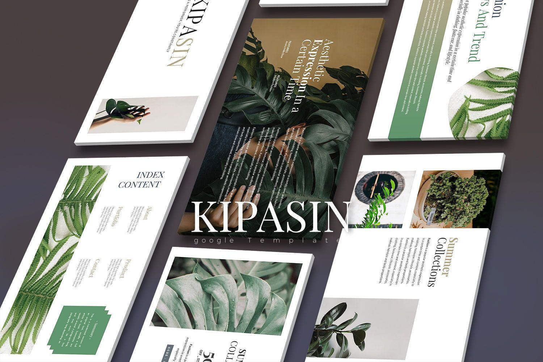 Kipasin Keynote Templates, 07950, Business Models — PoweredTemplate.com