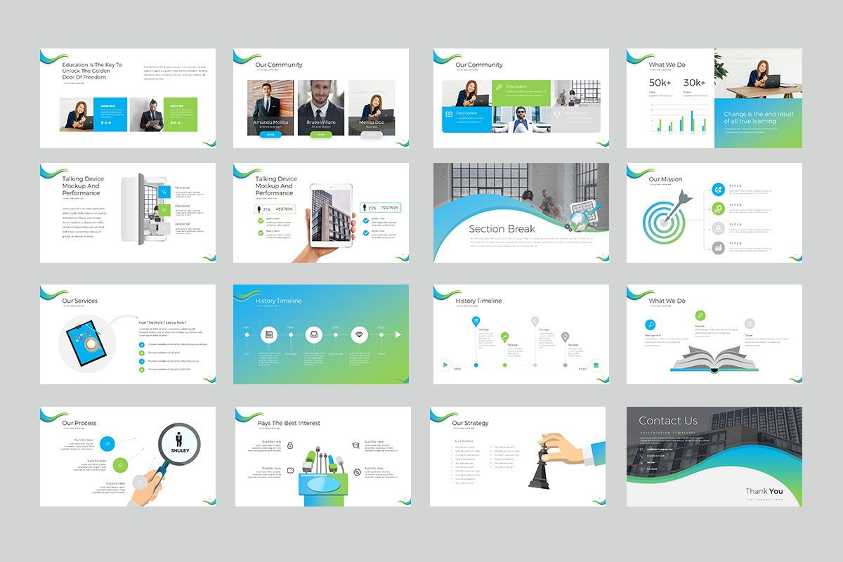 Shuley Googleslide templates, Slide 3, 07957, Business Models — PoweredTemplate.com