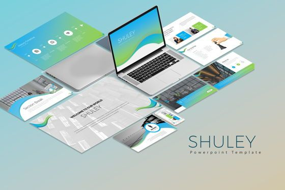 Business Models: Shuley Keynote templates #07963