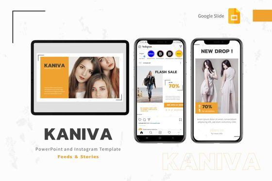 Presentation Templates: Kaniva - Google Slides Template #07987