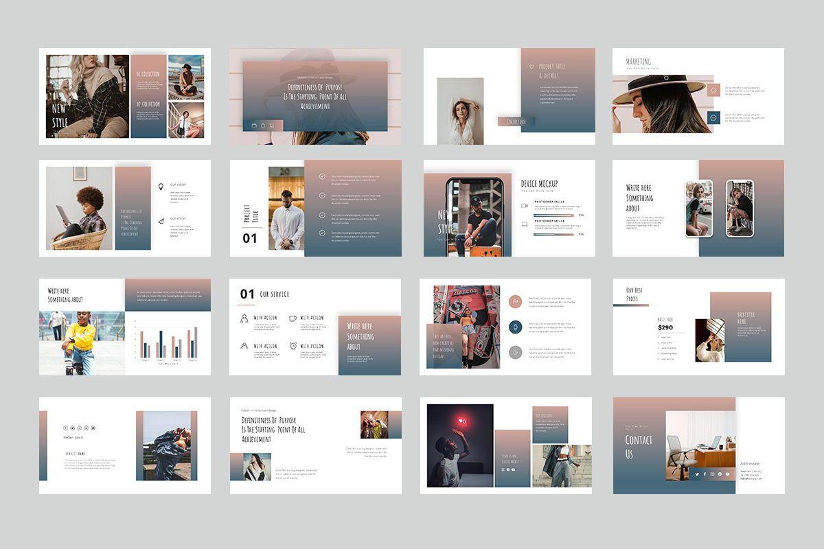 Talento Googleslide Templates, Slide 3, 08016, Business Models — PoweredTemplate.com