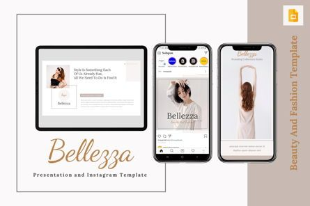 Presentation Templates: Ballezza - Google Slides Template #08019