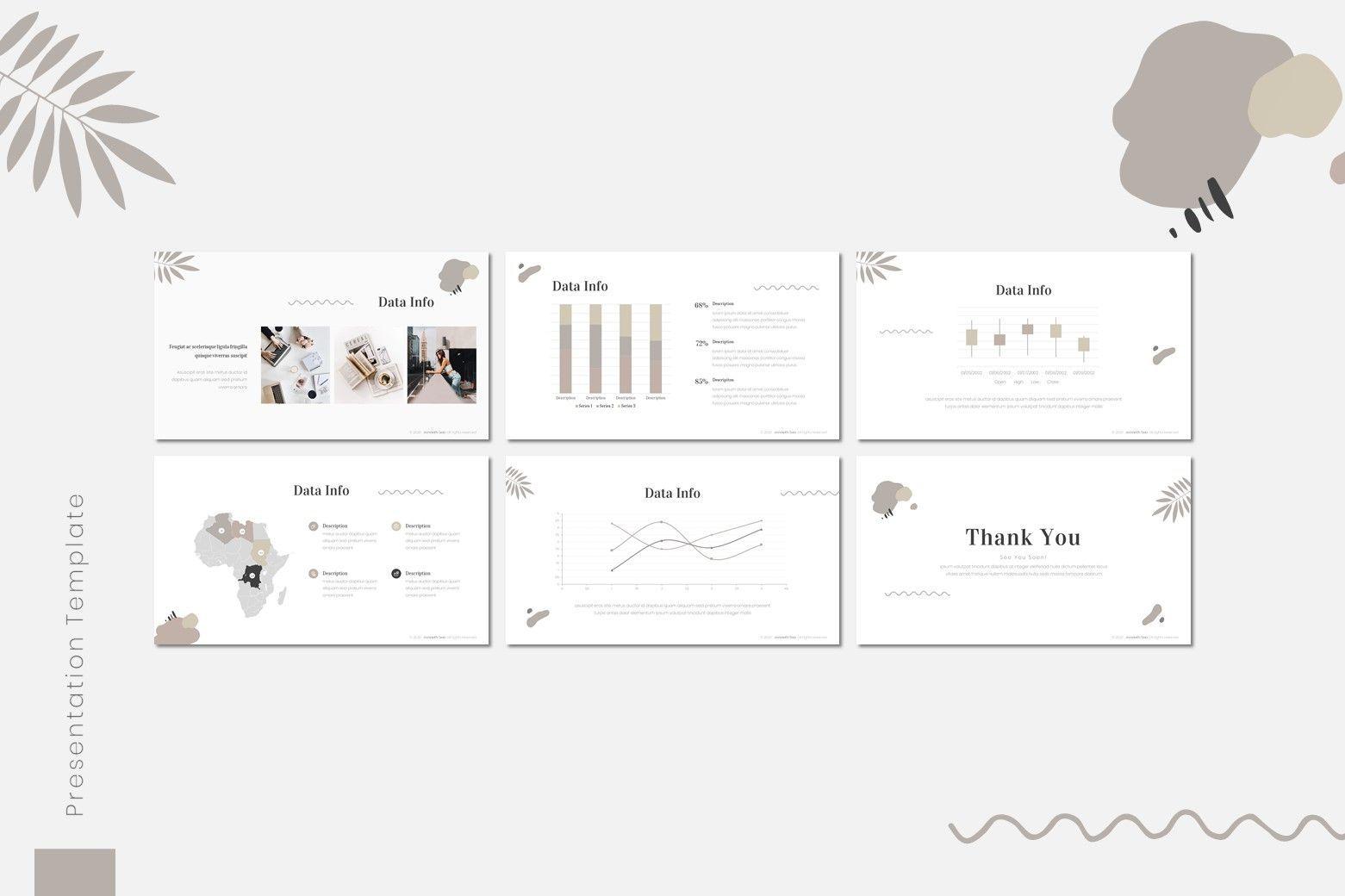 Janneth Sea - Keynote Template, Slide 4, 08021, Presentation Templates — PoweredTemplate.com