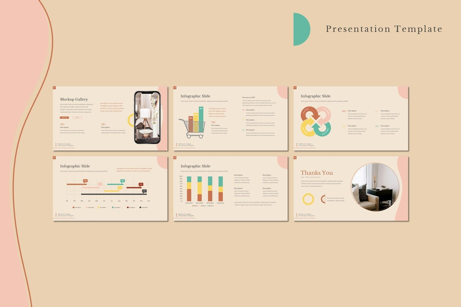 Moremas - Keynote Template, Slide 4, 08026, Presentation Templates — PoweredTemplate.com
