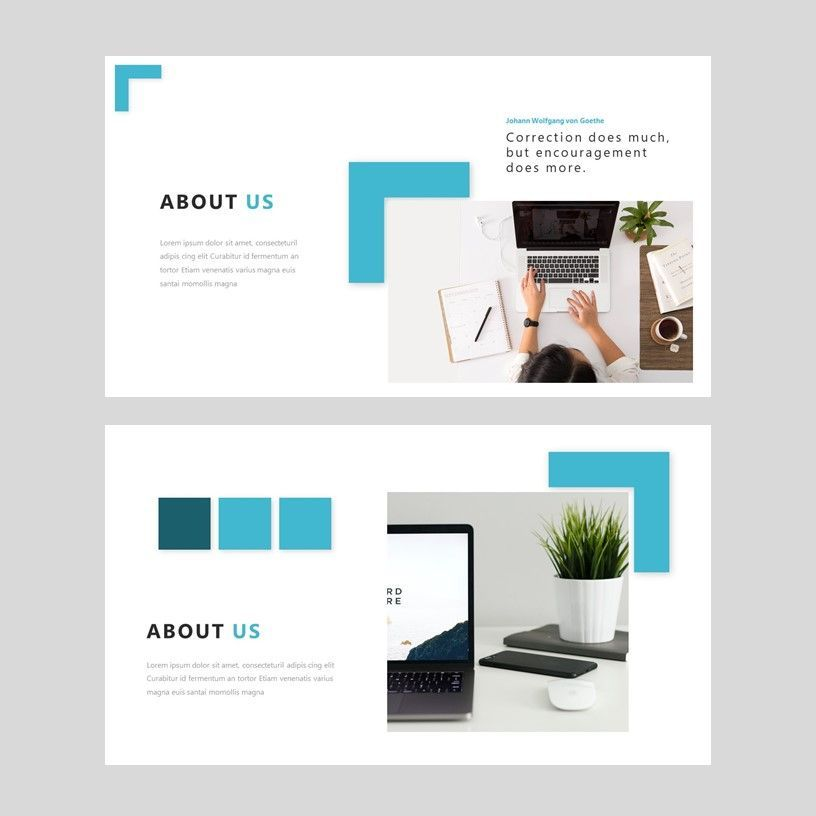 Bluss - PowerPoint Presentation Template, Slide 2, 08069, Presentation Templates — PoweredTemplate.com