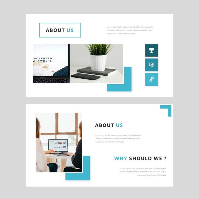 Bluss - PowerPoint Presentation Template, Slide 3, 08069, Presentation Templates — PoweredTemplate.com