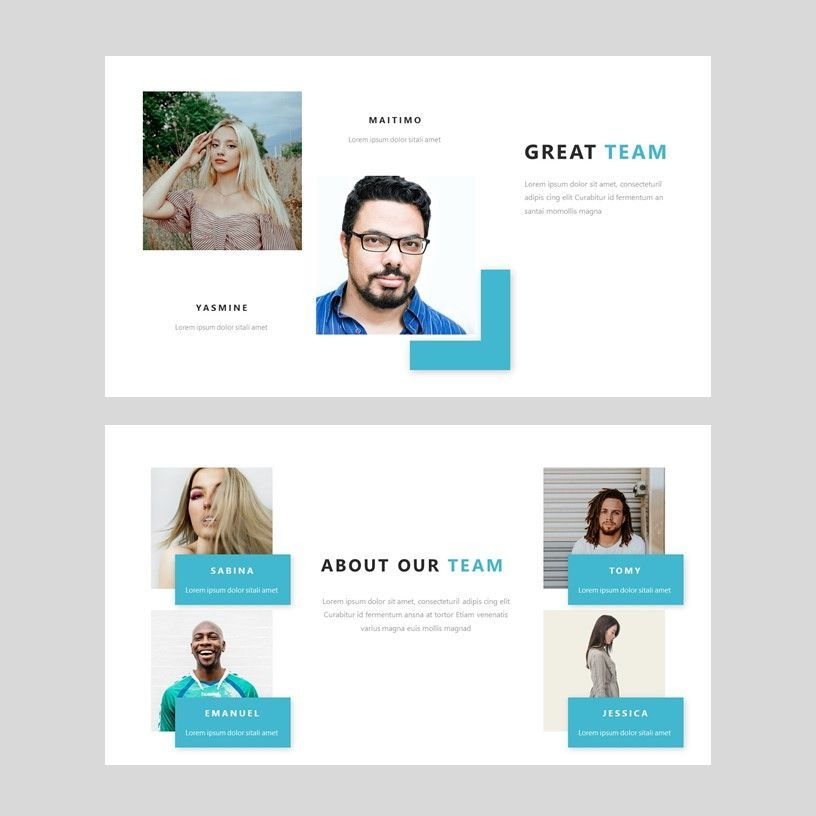 Bluss - PowerPoint Presentation Template, Slide 5, 08069, Presentation Templates — PoweredTemplate.com