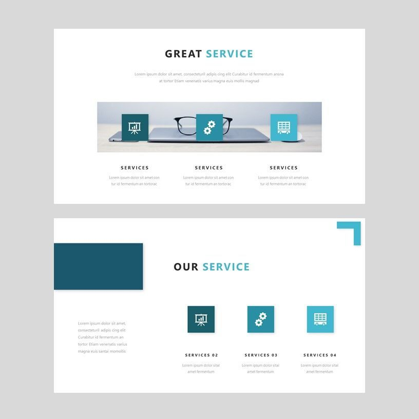 Bluss - PowerPoint Presentation Template, Slide 7, 08069, Presentation Templates — PoweredTemplate.com