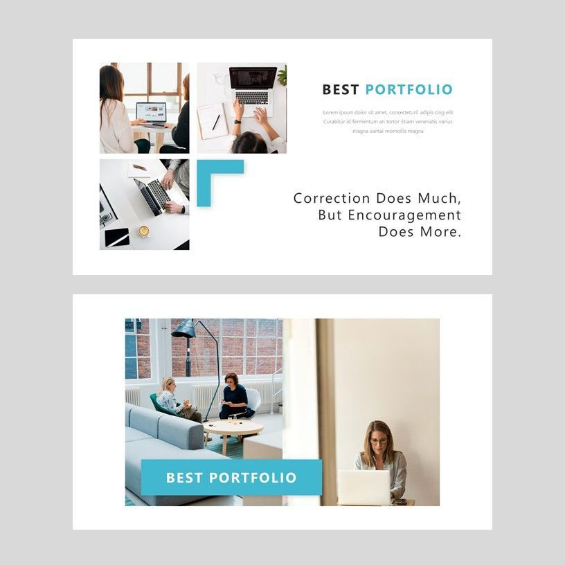 Bluss - PowerPoint Presentation Template, Slide 8, 08069, Presentation Templates — PoweredTemplate.com