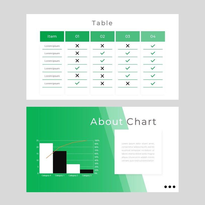 sayur - PowerPoint Presentation Template, Slide 11, 08073, Presentation Templates — PoweredTemplate.com