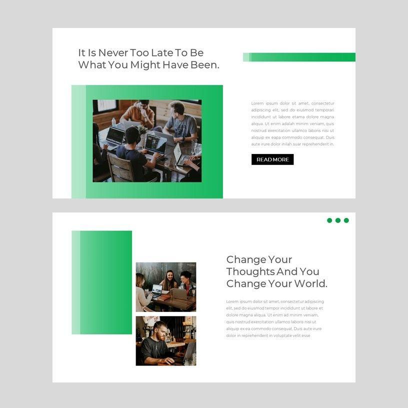 sayur - PowerPoint Presentation Template, Slide 4, 08073, Presentation Templates — PoweredTemplate.com