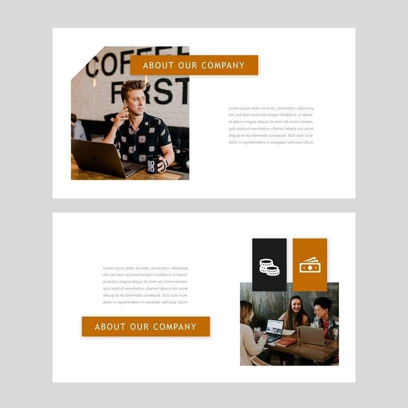 D'cash - Google Slide Presentation Template, Slide 11, 08075, Presentation Templates — PoweredTemplate.com
