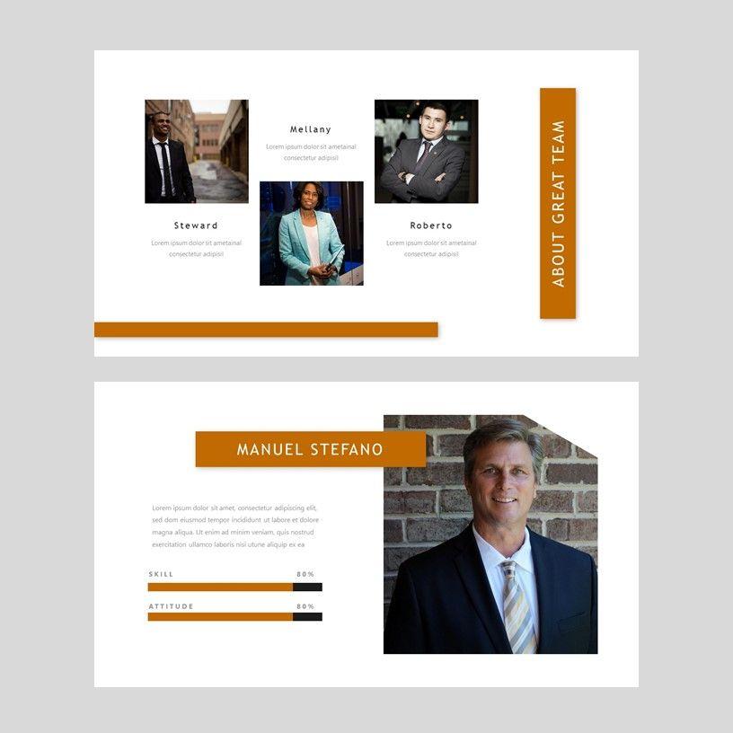 D'cash - Google Slide Presentation Template, Slide 3, 08075, Presentation Templates — PoweredTemplate.com