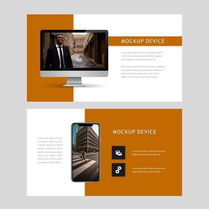 D'cash - Google Slide Presentation Template, Slide 8, 08075, Presentation Templates — PoweredTemplate.com