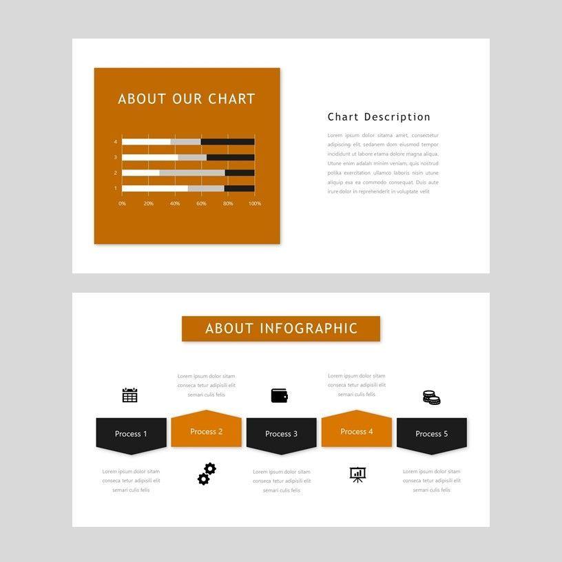 D'cash - Google Slide Presentation Template, Slide 9, 08075, Presentation Templates — PoweredTemplate.com