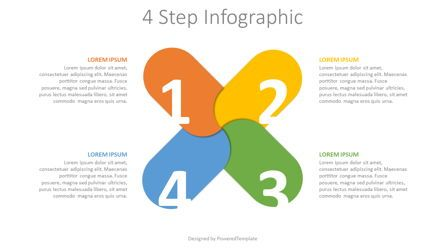Infographics: Colored Petal Diagram #08101