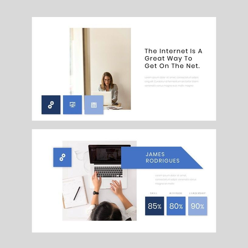 Tenicia - PowerPoint Presentation Template, Slide 3, 08102, Presentation Templates — PoweredTemplate.com
