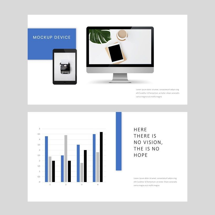 Tenicia - PowerPoint Presentation Template, Slide 9, 08102, Presentation Templates — PoweredTemplate.com