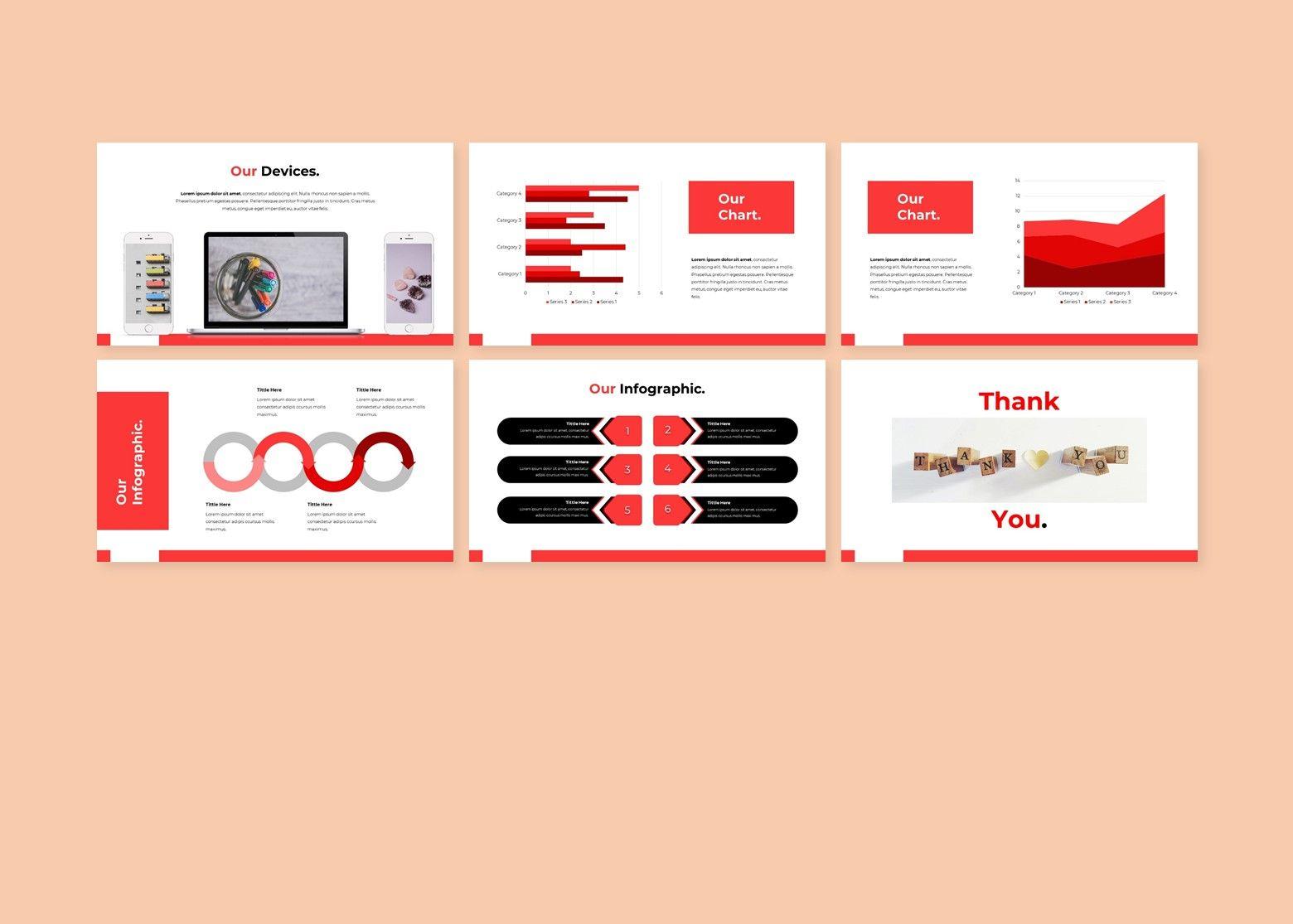 Crunchy Creative PowerPoint Template, Slide 5, 08141, Business Models — PoweredTemplate.com