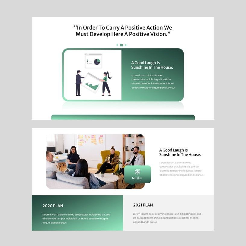 Hevy - Google Slide Presentation Template, Slide 2, 08147, Presentation Templates — PoweredTemplate.com