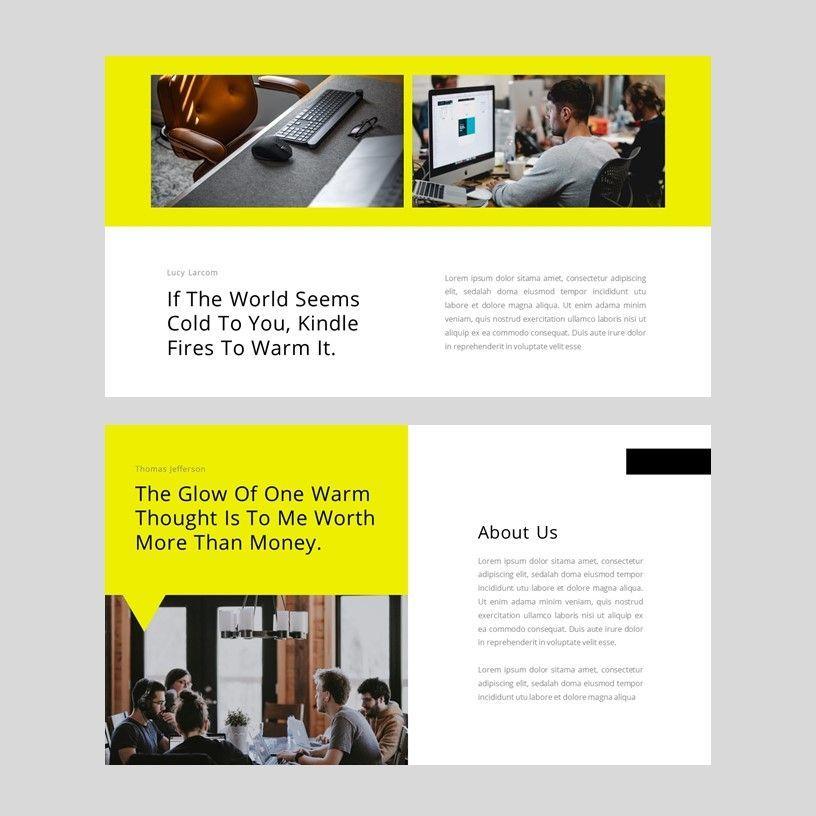 fresker - Google Slide Presentation Template, Slide 4, 08149, Presentation Templates — PoweredTemplate.com