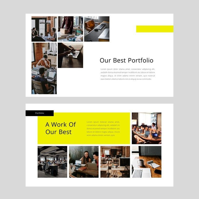 fresker - Google Slide Presentation Template, Slide 5, 08149, Presentation Templates — PoweredTemplate.com