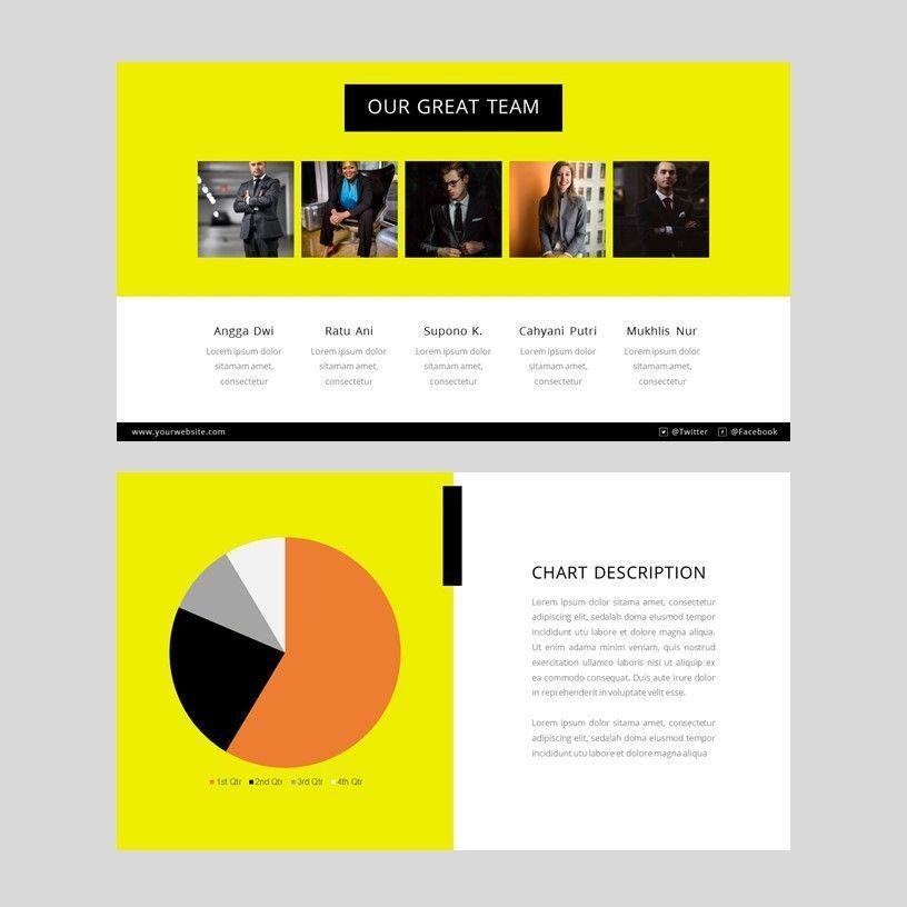 fresker - Google Slide Presentation Template, Slide 9, 08149, Presentation Templates — PoweredTemplate.com