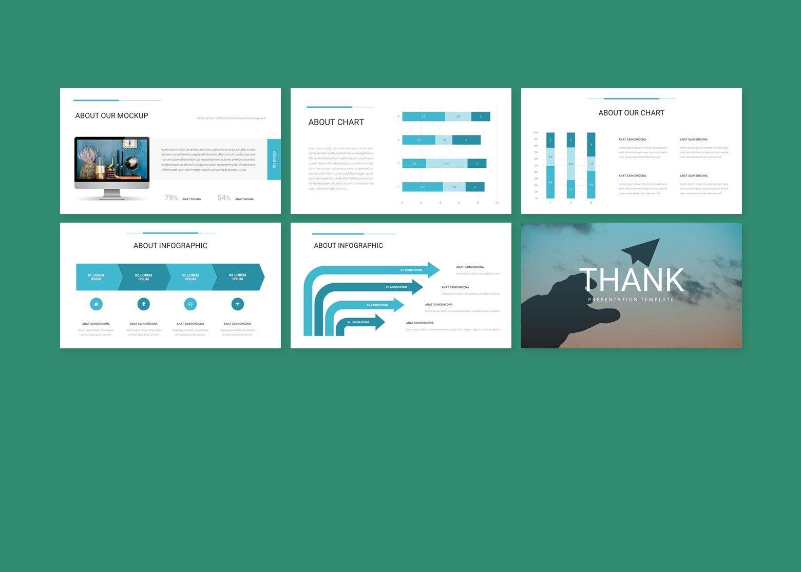 Aion Corporate Google Slides Template, Slide 5, 08151, Business Models — PoweredTemplate.com
