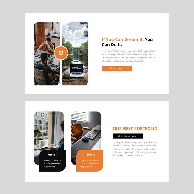 Oktan - Google Slide Presentation Template, Slide 5, 08152, Presentation Templates — PoweredTemplate.com