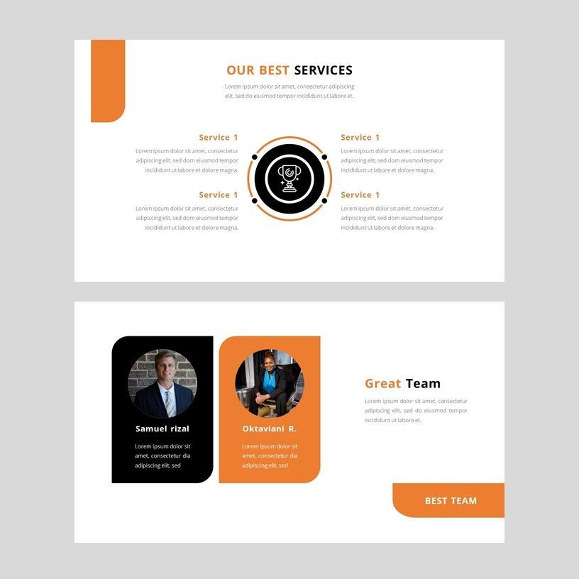 Oktan - Google Slide Presentation Template, Slide 7, 08152, Presentation Templates — PoweredTemplate.com