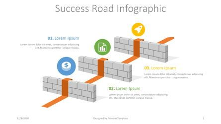Infographics: Business Overcomes Obstacles Infographic #08174